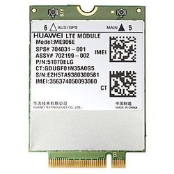 Modem WWAN HP lt4120 LTE/EV - DO/HSPA+ [N8T16AA]