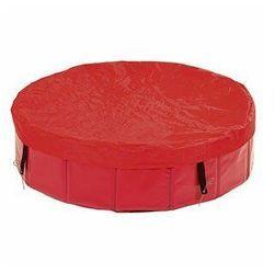 Karlie osłona na basen, czerwona, 80 cm