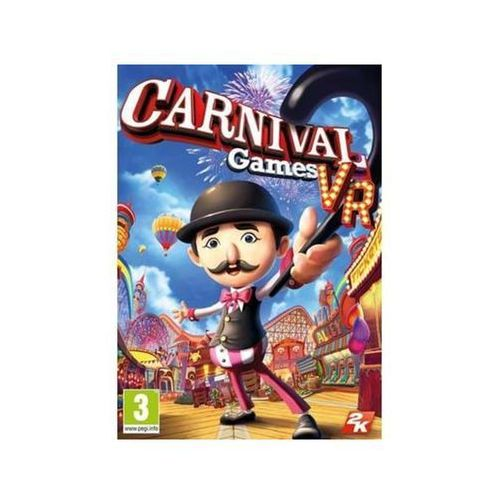 Gry PC, Carnival Games VR (PC)