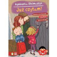 Książki dla dzieci, Już czytam 3 w 1Tajemnica weneckiej maski Akcja Morze! Upiorne andrzejki (opr. miękka)
