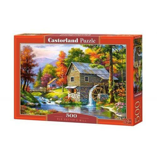 Puzzle, Puzzle Old Sutter's Mill 500 - Castor