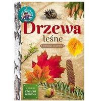 Książki dla dzieci, Młody obserwator przyrody. drzewa leśne - małgorzata wilamowska