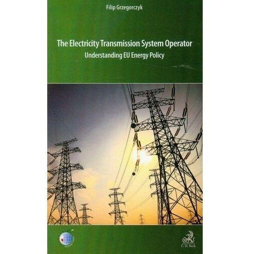 Biblioteka biznesu, The electricity transmission system operator (opr. miękka)