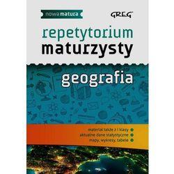 Geografia Nowa Matura LO kl.1-3 Repetytorium maturzysty - Agnieszka Łękawa (opr. miękka)
