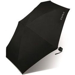 Esprit Petito 50647 diament mini parasol krótki składany / czarny