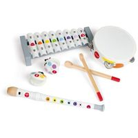 Instrumenty dla dzieci, Janod - Zestaw instrumentów Confetti