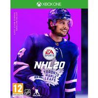 Gry na Xbox One, NHL 20 (Xbox One)