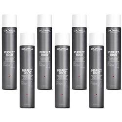 Goldwell StyleSign Volume Big Finish | Zestaw: spray zwiększający objętość 7x500ml
