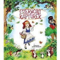 Książki dla dzieci, Czerwony kapturek - Praca zbiorowa (opr. twarda)