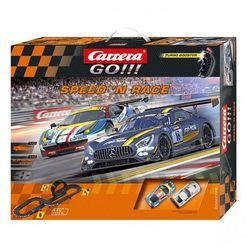 Zestaw torów wyścigowych Carrera GO!!! Speed'n Race 20062396