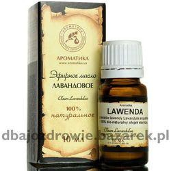 Olejek Lawendowy, 100% Naturalny 10 ml