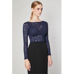 Koronkowa bluzka Bragado - Click Fashion