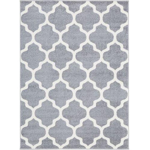 Dywany, Dywan Maroko K082A Gray 100x150