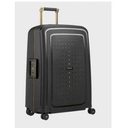 SAMSONITE walizka średnia powiększona twarda spinner L kolekcja S'CURE DLX edycja limitowana!