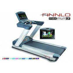 Bieżnia elektryczna T22.2 - HD LCD Finnlo Maximum S Dostawa GRATIS!