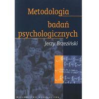 Filozofia, Metodologia badań psychologicznych (opr. miękka)