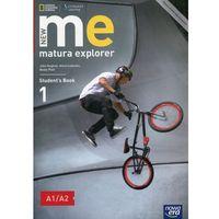 Książki do nauki języka, J. Ang. LO Matura Explorer NEW Elem. 1 SB 2015 NE (opr. miękka)