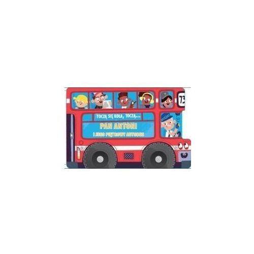 Książki dla dzieci, Toczą się koła, toczą... Piętrowy autobus (opr. kartonowa)