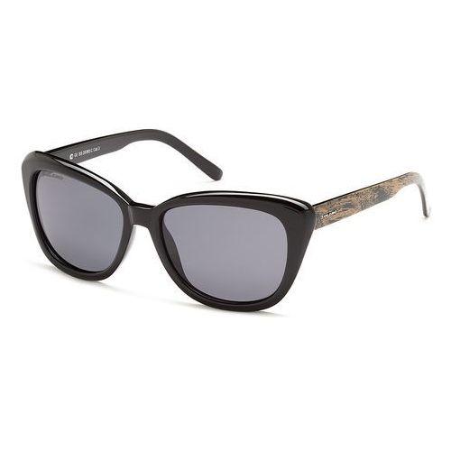 Okulary przeciwsłoneczne, Okulary przeciwsłoneczne Solano SS 20383 C