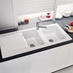 Villeroy & Boch Architectura 80 Weiss Alpin zlew ceramiczny