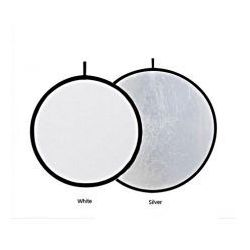 BLENDA 2w1 100cm EXL WHITE/SILVER
