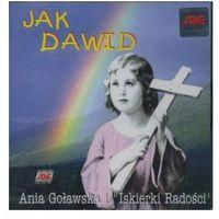 Bajki i piosenki, Jak Dawid - CD