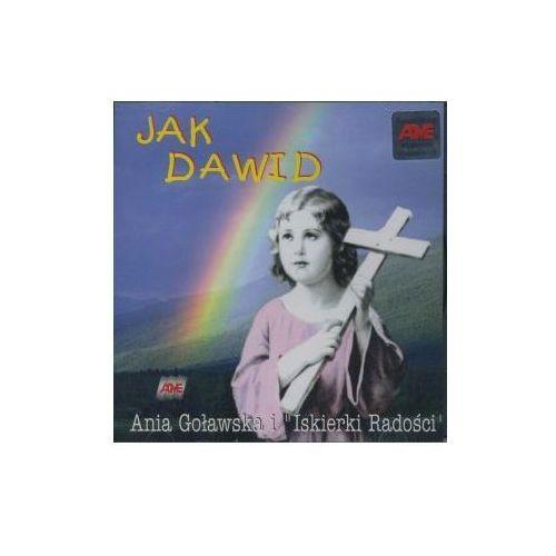 Piosenki dla dzieci, Jak Dawid - CD