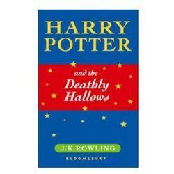 Harry Potter and the Deathly Hallows (wydanie dla niedowidzących) (opr. twarda)