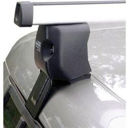 Diheng bagażnik dachowy na relingi dla Škoda Rapid z zamkiem (UPL005 ALU)