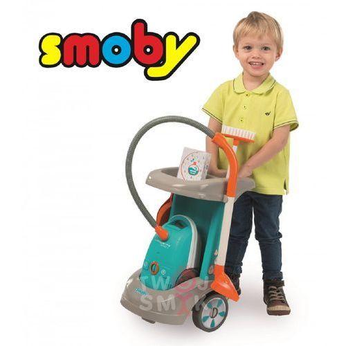 Odkurzacze dla dzieci, Wózek do sprzatania z odkurzaczem Rowenta