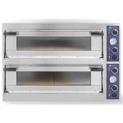 Piec do pizzy 2-komorowy 13800W   8x Ø 40cm   400V