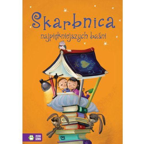 Książki fantasy i science fiction, Skarbnica najpiękniejszych baśni - wyślemy dzisiaj, tylko u nas taki wybór !!! (opr. twarda)