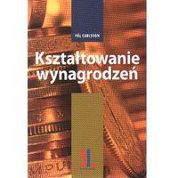 Książki o biznesie i ekonomii, Kształtowanie wynagrodzeń (opr. miękka)