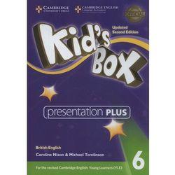 Kid's Box Level 6 Presentation Plus DVD-ROM British English (Płyta DVD)