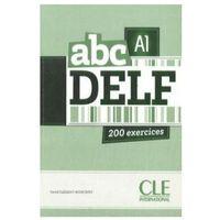 Książki do nauki języka, Abc Delf: : A1 Livre + Audio Cd (opr. miękka)