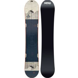 DESKA SNOWBOARD SPLITBOARD NITRO NOMAD R 161 CM