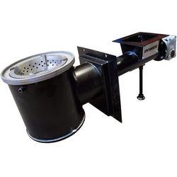 Podajnik ślimakowy Domer, układ nawęglania kotła 50 kW - Duo, Ekogroszek, Miał