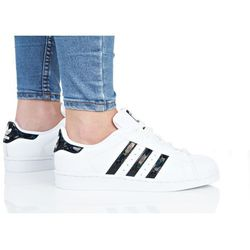 adidas Originals SUPERSTAR J Tenisówki i Trampki footwear white/core black
