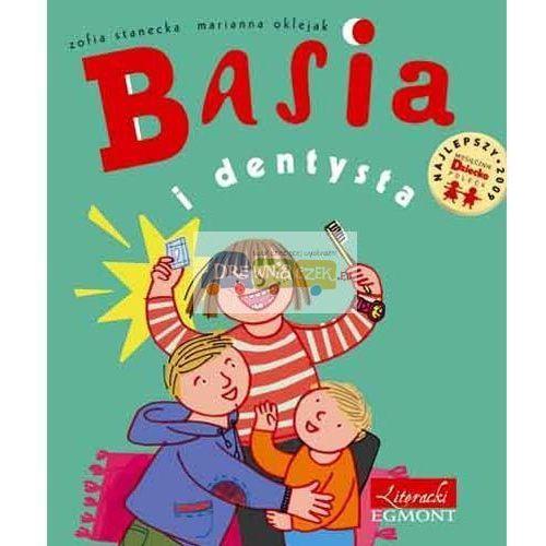 Literatura młodzieżowa, Basia i dentysta (opr. twarda)