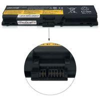 Baterie do notebooków, Whitenergy 10050 Lenovo T430 42T4733 10.8V 4400mAh (czarny)