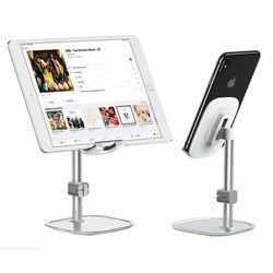 Baseus Literary | Uchwyt stojak podstawka na telefon / tablet na biurko | srebrny