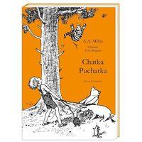 Książki dla dzieci, Chatka Puchatka - Alan Alexander Milne (opr. miękka)