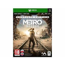 4A GAMES Metro Exodus Edycja Kompletna (PL) Xbox One