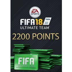 FIFA 18 2200 FUT Points DLC Origin Key Global PC