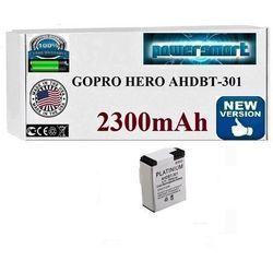 BATERIA AHDBT-301 AHDBT-201 DO GOPRO HERO 3 3+ HD
