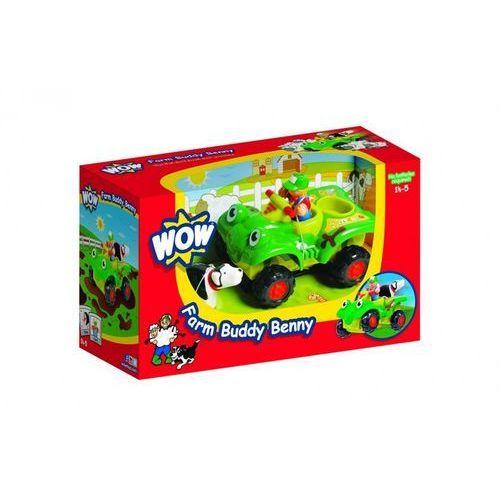 Pozostałe zabawki, Zabawka WOW Benny - quad na farmę