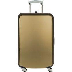 Pokrowiec na walizkę LOQI Mettalic Gold
