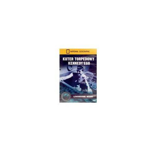 Filmy dokumentalne, Kuter torpedowy Kennedy`ego. Legendarne wraki - Zakupy powyżej 60zł dostarczamy gratis, szczegóły w sklepie
