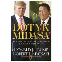 Biblioteka biznesu, DOTYK MIDASA - wyprzedaż (opr. miękka)