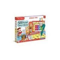 Gry dla dzieci, Mówiące pióro 500 pytań Litery i słowa